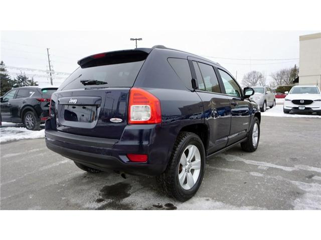 2013 Jeep Compass Sport/North (Stk: HU730A) in Hamilton - Image 6 of 30