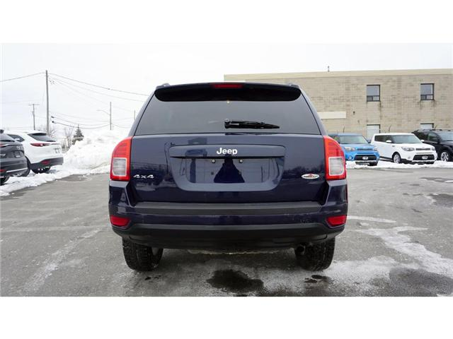2013 Jeep Compass Sport/North (Stk: HU730A) in Hamilton - Image 7 of 30