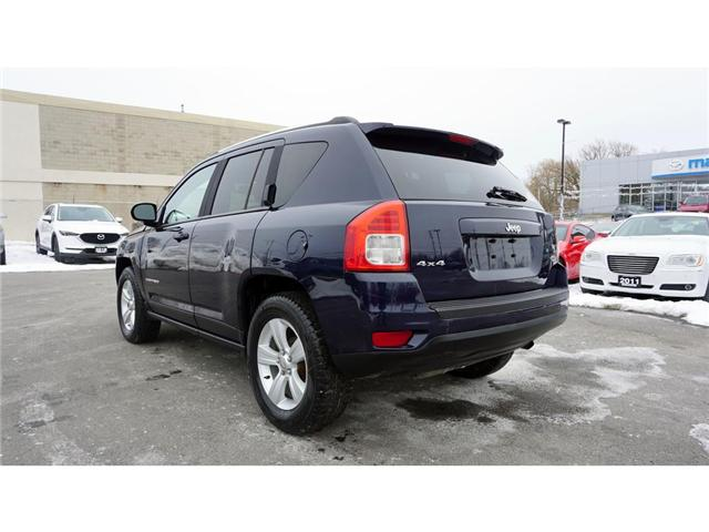 2013 Jeep Compass Sport/North (Stk: HU730A) in Hamilton - Image 8 of 30