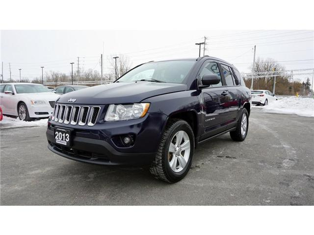 2013 Jeep Compass Sport/North (Stk: HU730A) in Hamilton - Image 10 of 30