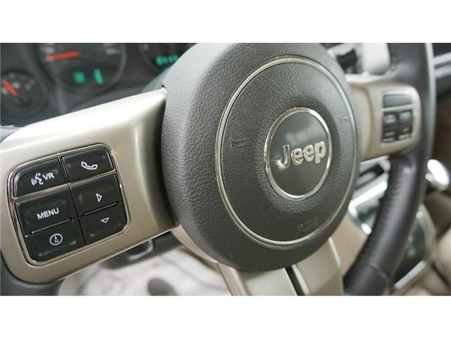 2013 Jeep Compass Sport/North (Stk: HU730A) in Hamilton - Image 18 of 30