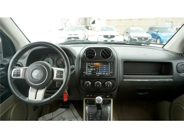 2013 Jeep Compass Sport/North (Stk: HU730A) in Hamilton - Image 25 of 30