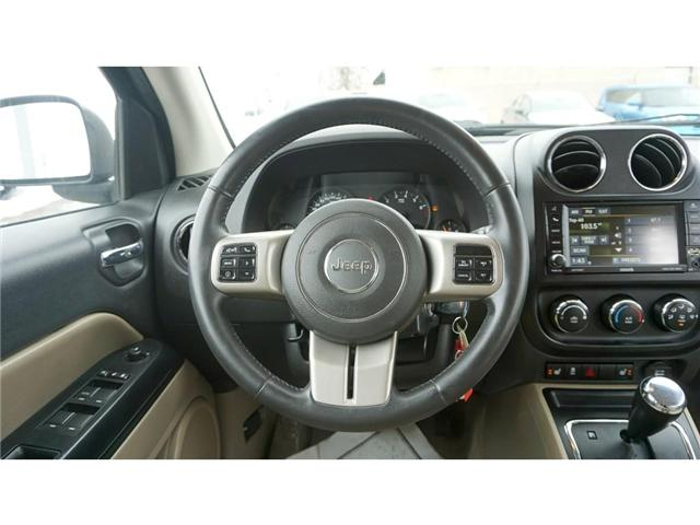 2013 Jeep Compass Sport/North (Stk: HU730A) in Hamilton - Image 26 of 30