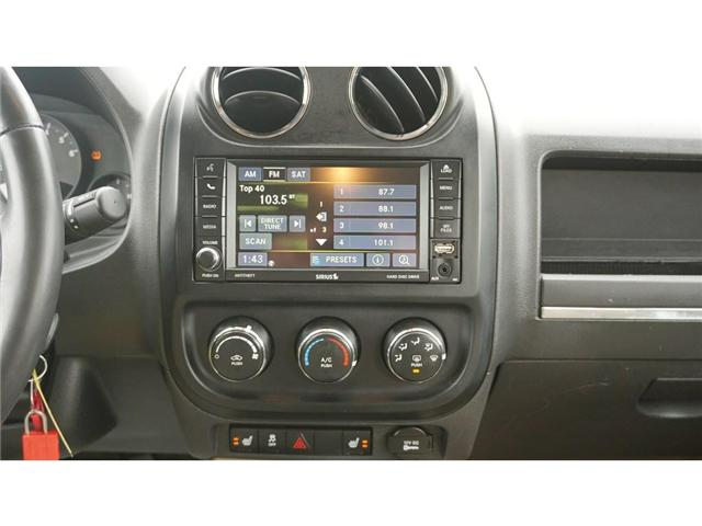 2013 Jeep Compass Sport/North (Stk: HU730A) in Hamilton - Image 28 of 30