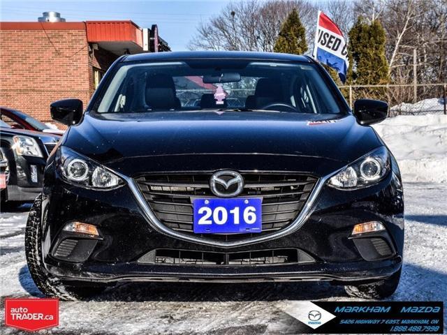 2016 Mazda Mazda3  (Stk: N190220A) in Markham - Image 2 of 27