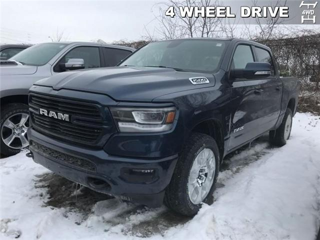 2019 RAM 1500 Big Horn (Stk: T18752) in Newmarket - Image 1 of 6