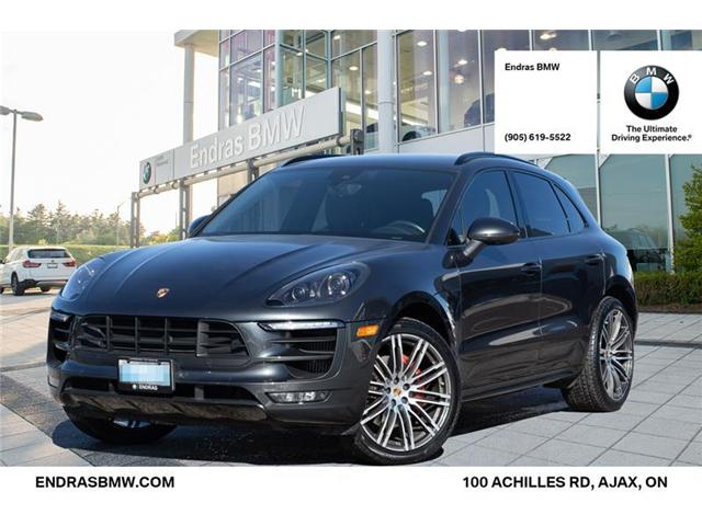 2017 Porsche Macan GTS (Stk: P5749) in Ajax - Image 1 of 22