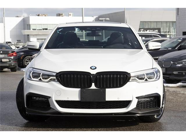 2019 BMW 540i xDrive (Stk: 52478) in Ajax - Image 2 of 22