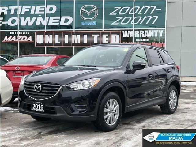 2016 Mazda CX-5 GX (Stk: P1802) in Toronto - Image 1 of 21