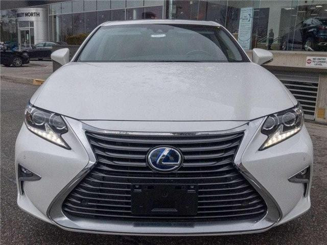 2018 Lexus ES 300h Executive Package NAVIGATION BACKUP CAM SUNROOF (Stk: D286032) in Markham - Image 2 of 20