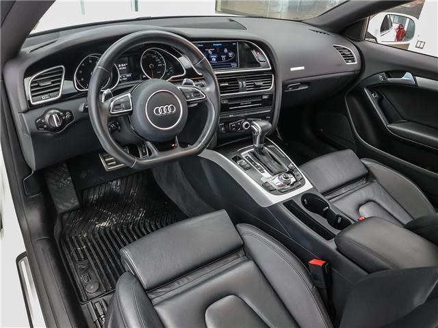 2017 Audi A5 2.0T Komfort (Stk: P2930) in Toronto - Image 10 of 26