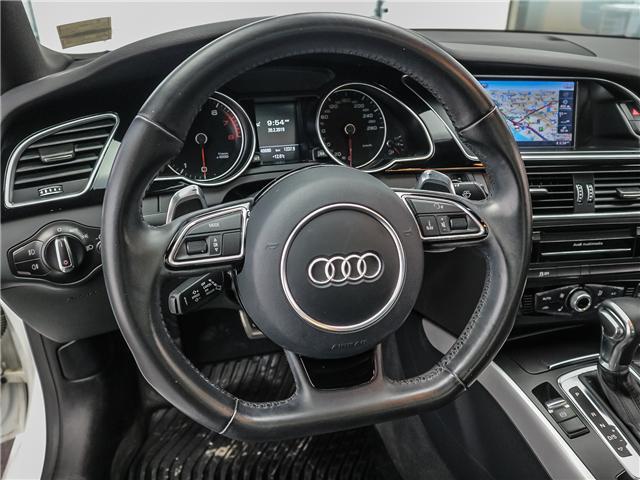 2017 Audi A5 2.0T Komfort (Stk: P2930) in Toronto - Image 12 of 26
