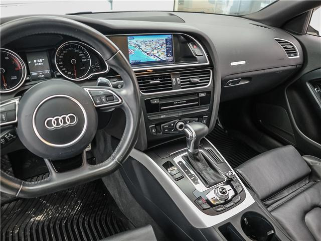 2017 Audi A5 2.0T Komfort (Stk: P2930) in Toronto - Image 13 of 26