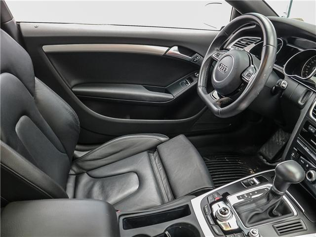 2017 Audi A5 2.0T Komfort (Stk: P2930) in Toronto - Image 15 of 26