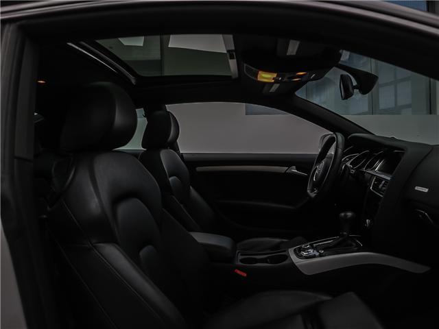 2017 Audi A5 2.0T Komfort (Stk: P2930) in Toronto - Image 16 of 26