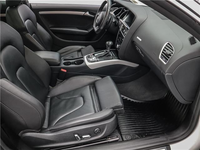 2017 Audi A5 2.0T Komfort (Stk: P2930) in Toronto - Image 17 of 26