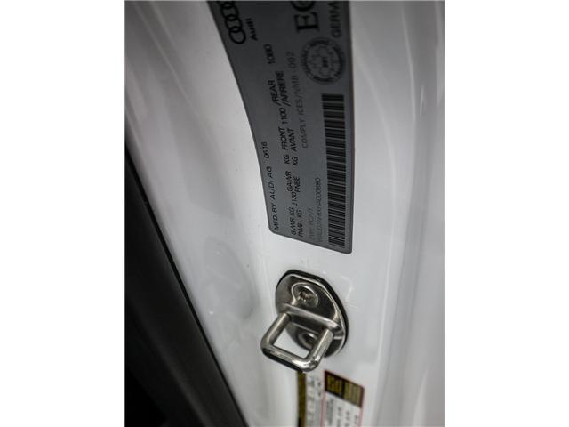 2017 Audi A5 2.0T Komfort (Stk: P2930) in Toronto - Image 25 of 26