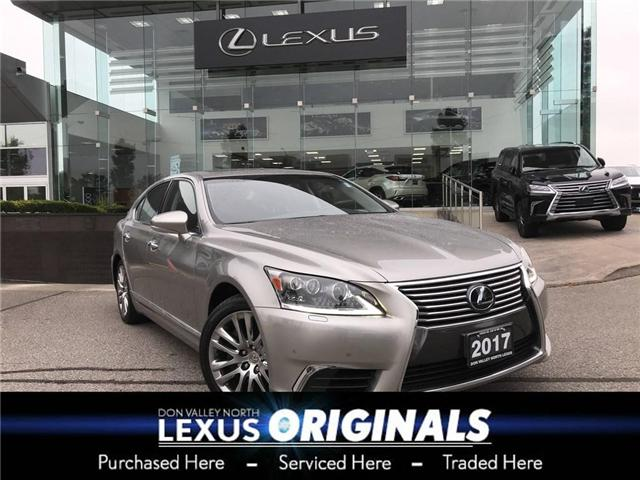 2017 Lexus LS 460 Base (Stk: OR26600A) in Markham - Image 1 of 27