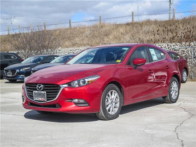 2018 Mazda Mazda3  (Stk: A6037) in Waterloo - Image 1 of 24
