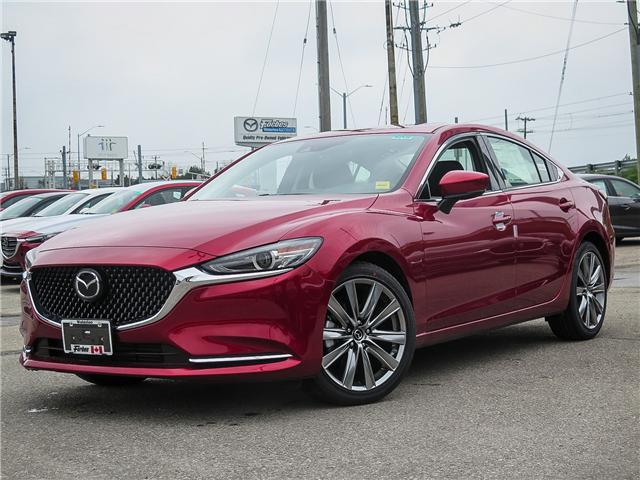 2018 Mazda MAZDA6 GT (Stk: C6319) in Waterloo - Image 1 of 18