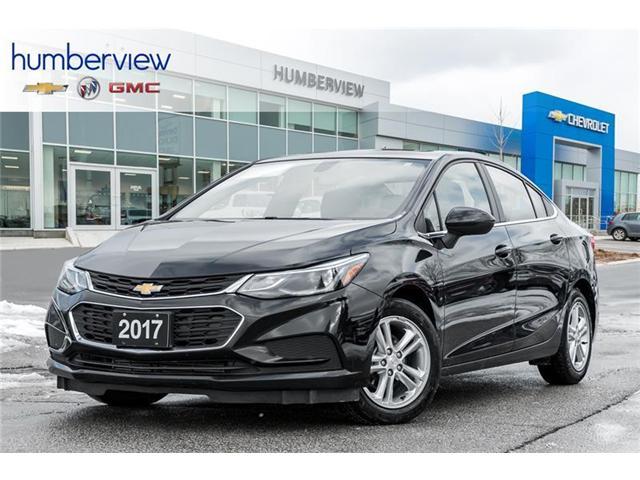 2017 Chevrolet Cruze LT Auto (Stk: C4400) in Toronto - Image 1 of 20