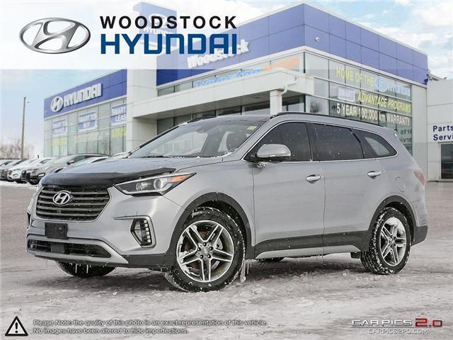 2019 Hyundai Santa Fe XL Ultimate (Stk: HD19001) in Woodstock - Image 1 of 27
