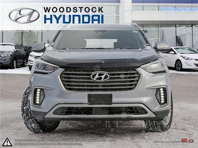 2019 Hyundai Santa Fe XL Ultimate (Stk: HD19001) in Woodstock - Image 2 of 27