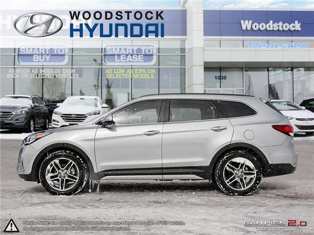 2019 Hyundai Santa Fe XL Ultimate (Stk: HD19001) in Woodstock - Image 3 of 27