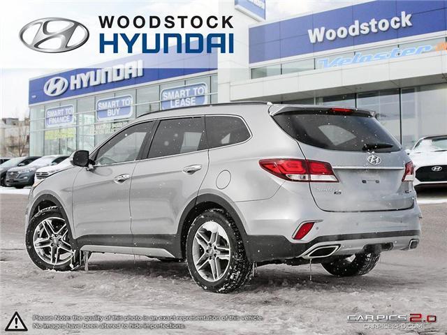 2019 Hyundai Santa Fe XL Ultimate (Stk: HD19001) in Woodstock - Image 4 of 27