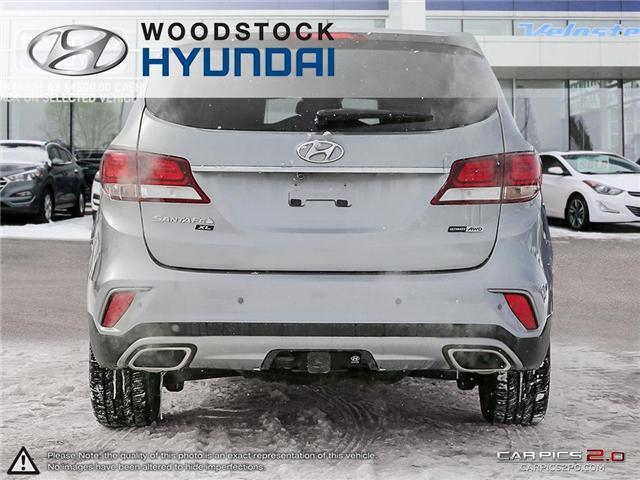 2019 Hyundai Santa Fe XL Ultimate (Stk: HD19001) in Woodstock - Image 5 of 27