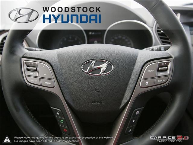 2019 Hyundai Santa Fe XL Ultimate (Stk: HD19001) in Woodstock - Image 7 of 27
