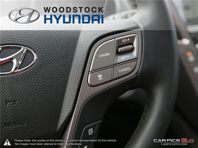 2019 Hyundai Santa Fe XL Ultimate (Stk: HD19001) in Woodstock - Image 11 of 27