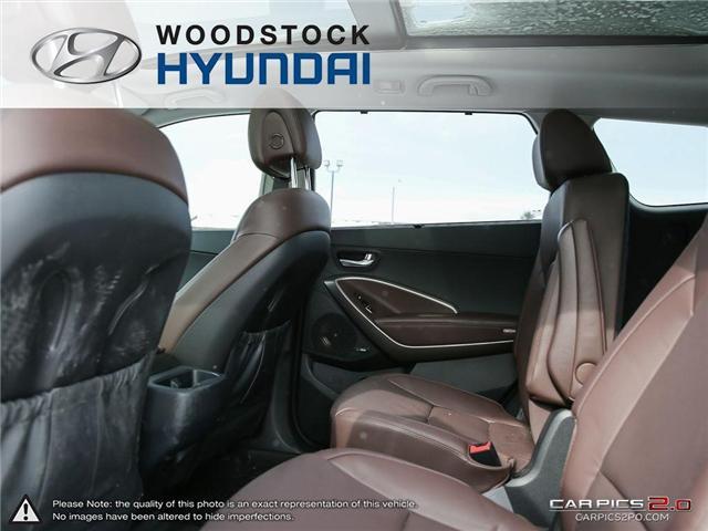 2019 Hyundai Santa Fe XL Ultimate (Stk: HD19001) in Woodstock - Image 17 of 27