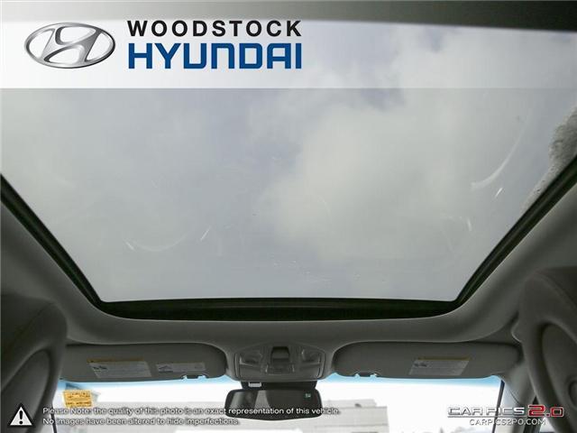 2019 Hyundai Santa Fe XL Ultimate (Stk: HD19001) in Woodstock - Image 19 of 27
