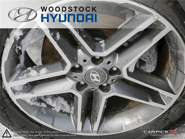 2019 Hyundai Santa Fe XL Ultimate (Stk: HD19001) in Woodstock - Image 21 of 27