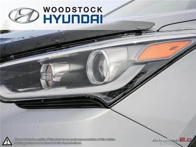 2019 Hyundai Santa Fe XL Ultimate (Stk: HD19001) in Woodstock - Image 25 of 27