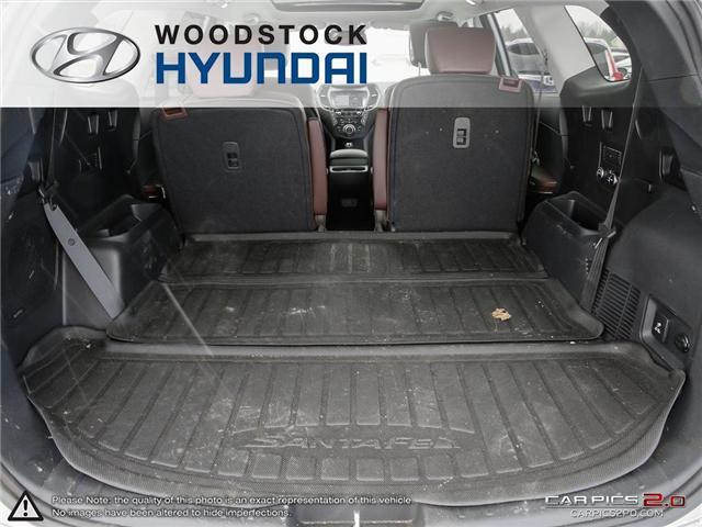 2019 Hyundai Santa Fe XL Ultimate (Stk: HD19001) in Woodstock - Image 26 of 27