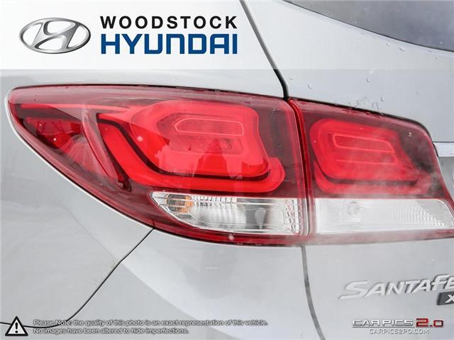 2019 Hyundai Santa Fe XL Ultimate (Stk: HD19001) in Woodstock - Image 27 of 27