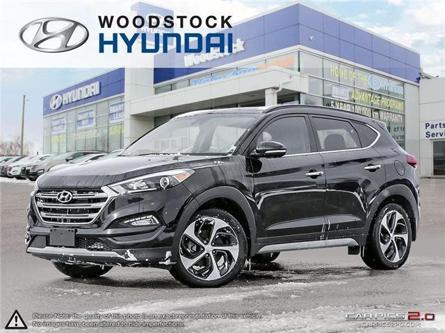 2017 Hyundai Tucson Ultimate (Stk: HD17073) in Woodstock - Image 1 of 27