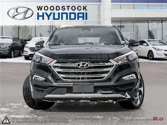 2017 Hyundai Tucson Ultimate (Stk: HD17073) in Woodstock - Image 2 of 27