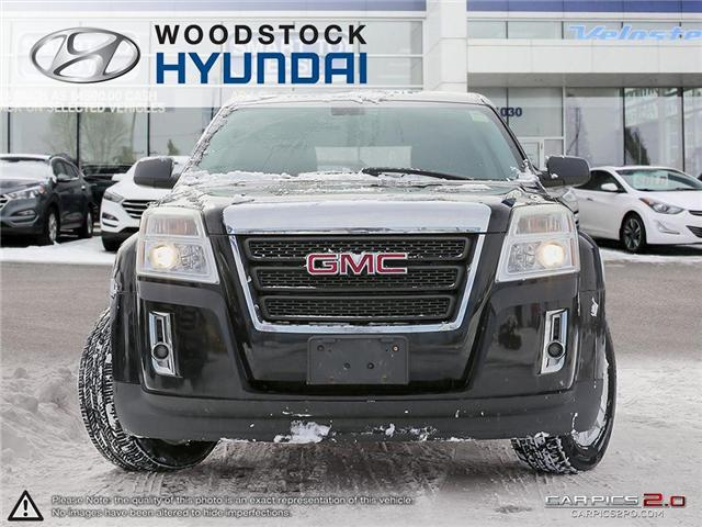 2010 GMC Terrain SLE-1 (Stk: HD18003A) in Woodstock - Image 2 of 27