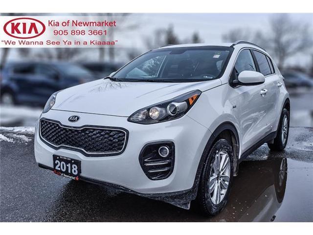 2018 Kia Sportage LX (Stk: P0796) in Newmarket - Image 1 of 18