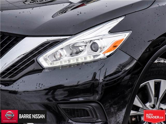 2016 Nissan Murano S (Stk: 18752A) in Barrie - Image 2 of 25