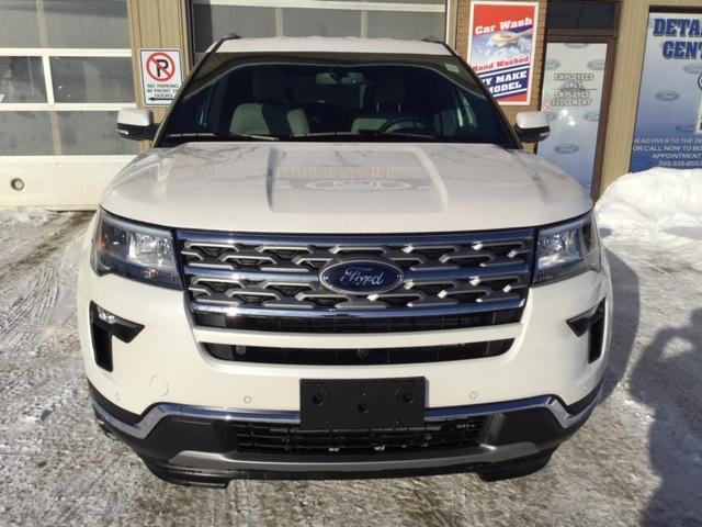 2019 Ford Explorer Limited (Stk: 19-78) in Kapuskasing - Image 2 of 8