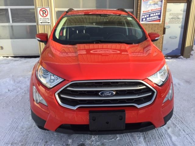 2019 Ford EcoSport SE (Stk: 19-56) in Kapuskasing - Image 2 of 8