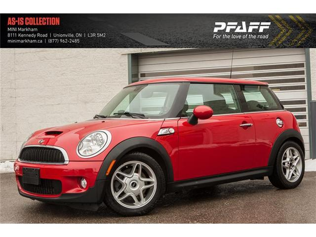 2008 MINI Cooper S Base (Stk: C11760A) in Markham - Image 1 of 14