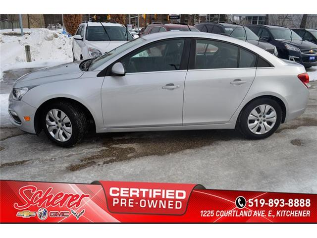 2015 Chevrolet Cruze 1LT (Stk: 192100A) in Kitchener - Image 2 of 10
