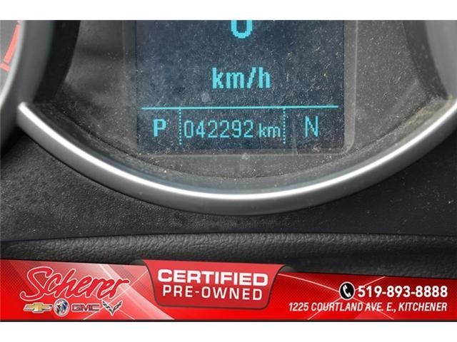2015 Chevrolet Cruze 1LT (Stk: 192100A) in Kitchener - Image 10 of 10