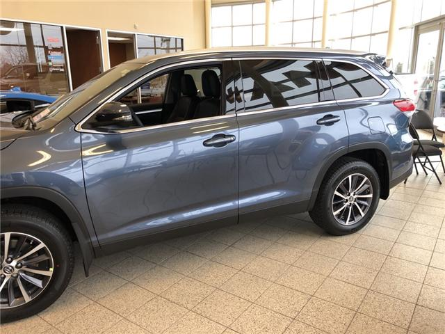 2019 Toyota Highlander XLE (Stk: 190292) in Whitchurch-Stouffville - Image 3 of 12
