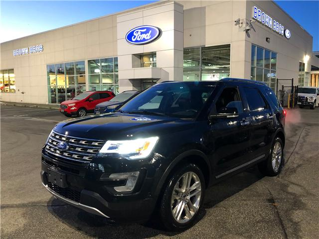 2017 Ford Explorer Limited (Stk: OP1952) in Vancouver - Image 1 of 23